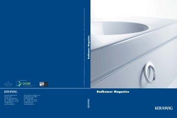 Badkamer Magazine - Keramag