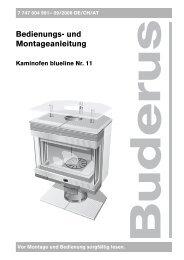Bedienungs- und Montageanleitung