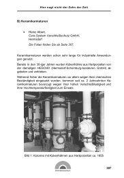 307 B) Keramikarmaturen • Heinz Albert, Cera System ...