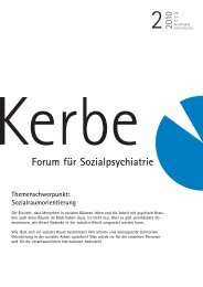 und Editorial (PDF-Datei, 146 kb) - Kerbe