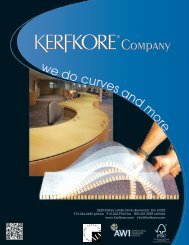 Download our Catalog - Kerfkore Company