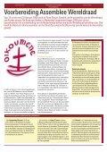 Accra-appèl vraagt geloofskeuzen - Kerk in Actie - Page 3