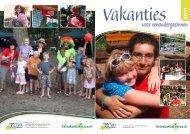 vakantiegids voor eenoudergezinnen - Kerk in Actie