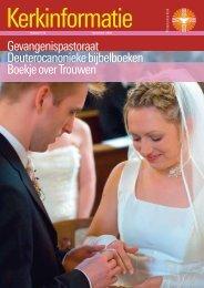 Kerkinformatie nr. 175, november 2009 - Kerk in Actie
