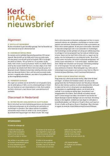pdf-bestand - Kerk in Actie