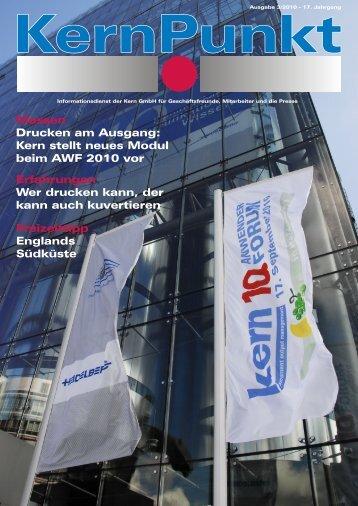 Neuer KernPunkt 03-2010.pdf - Kern Schweiz
