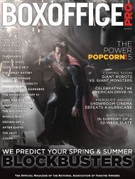Boxoffice® Pro - April 2013