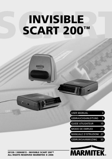 INVISIBLE SCART 200™ - Files