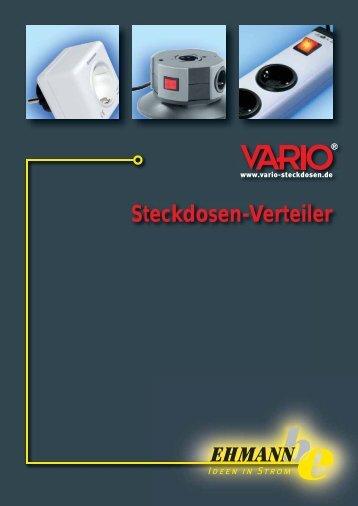 Steckdosen-Verteiler - Ehmann