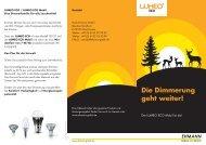 LUMEO ECO Mobil - Ehmann