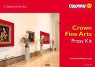 Crown Fine Arts - Crown Worldwide Group