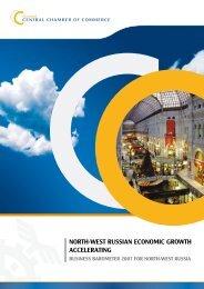 north-west russian economic growth accelerating - Kauppakamari