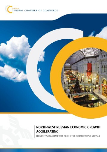 north-west russian economic growth accelerating - Kauppakamari