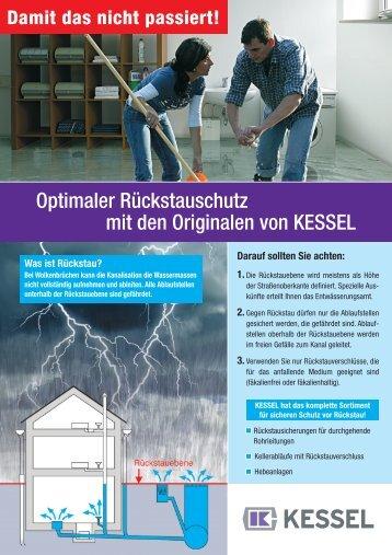 """KESSEL - Fettabscheider """"mobil"""" Typ 0,5 zur freien ... - Kessel Design"""