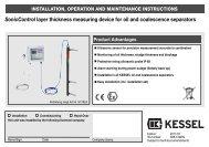 8. Control Unit - Kessel Design