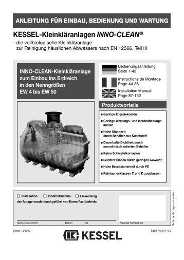 4. Betrieb Schaltgerät - Kessel Design