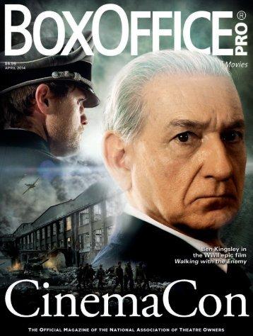 BoxOffice® Pro - April 2014