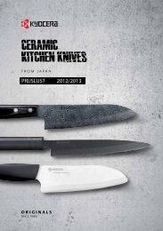 Kyocera assortiment prijslijst 2013 - AG Kessler & Zn. vof