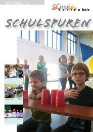 Heft Schulspuren 2012/2013 Nr. 5 - Gemeinde Kestenholz