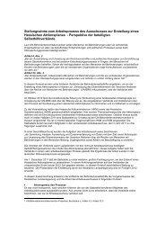 Stellungnahme der Behindertenverbände in Hessen zum ...