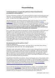 Zur Techniker Krankenkasse lesen Sie hier - Verlag Karin Kestner