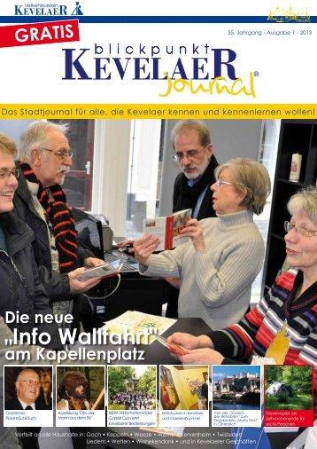 """""""Info Wallfahrt"""" - Blickpunkt Kevelaer"""