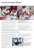 MSBP: marcando la diferencia en las Comunidades - Royal Botanic ... - Page 2