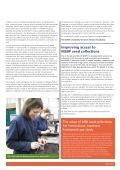 A successful partnership between seed banking and horticulture: - Page 5