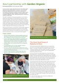 A successful partnership between seed banking and horticulture: - Page 6