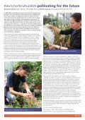 A successful partnership between seed banking and horticulture: - Page 7