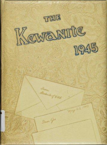 KEWANITE 1945 THE - Kewanee Public Library District