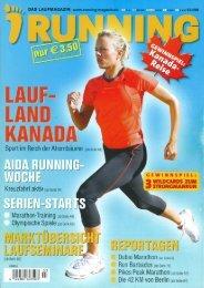 Running - von Dr. Ulrich Walter, Kemmern