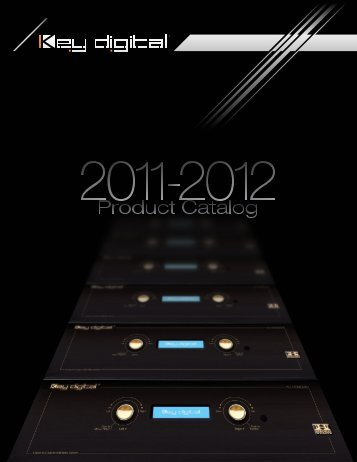 2011-12 Product Catalog - Key Digital
