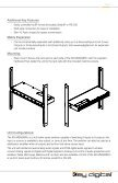 KD-MSA8X8Pro - Key Digital - Page 3