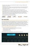 KD-MSCAT8X8 - Key Digital - Page 5