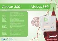 Abacus 380 - Diatron