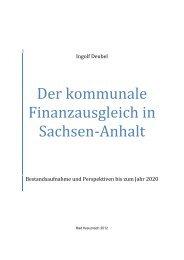 Gutachten - Sachsen-Anhalt