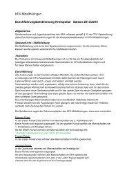 KFA Mittelthüringen Durchführungsbestimmung Kreispokal Saison ...