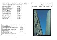 Efterår 2006 (pdf-fil) - KFAK