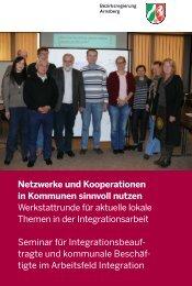 Netzwerke und Kooperationen in Kommunen sinnvoll nutzen ...