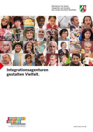 Integrationsagenturen gestalten Vielfalt. - Nordrhein-Westfalen direkt
