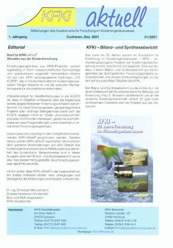 KFKI aktuell 1/2001