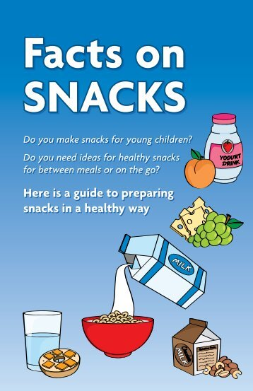 Facts on Snacks - KFL&A Public Health