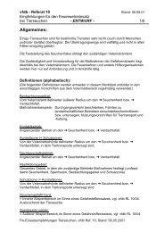 vfdb Referat 10 Merkblatt zum Einsatz bei Tierseuchen
