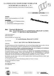 """Ausschreibung zum 14. Landeslehrgang """"Blasmusik"""" (LL-BLO)"""
