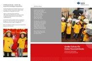 Großer Schutz für kleine Feuerwehrleute - KFV-Wetterau