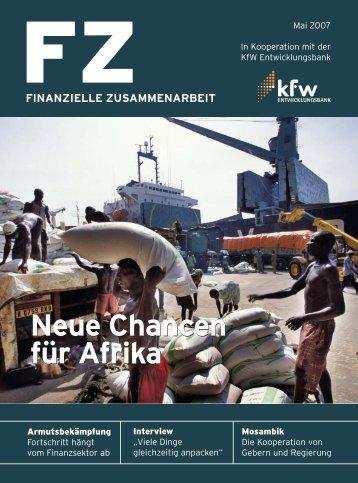 Deutsch (PDF, 528 KB) - KfW Entwicklungsbank