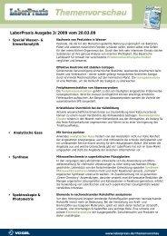 LaborPraxis Ausgabe 3/2009 vom 20.03.09 - Kfz-Betrieb