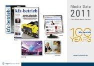 Media Data - Kfz-Betrieb - Vogel Business Media