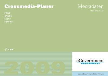 Crossmedia-Planer Mediadaten - Kfz-Betrieb - Vogel Business Media